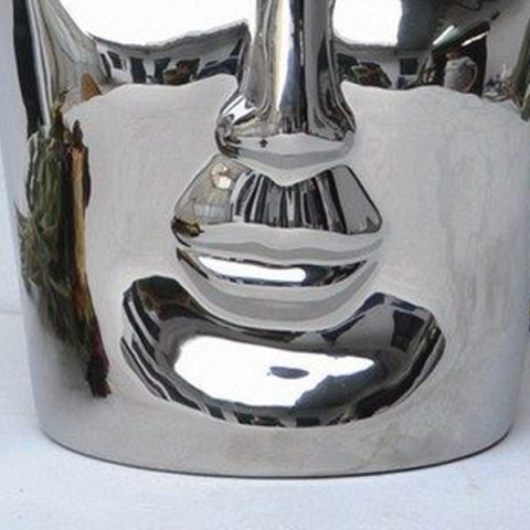 RYIR112-E_Human face silver solid color ceramic stool u2013 ALL Ceramic stool/ porcelain garden stool & RYIR112-E_Human face silver solid color ceramic stool u2013 ALL ... islam-shia.org