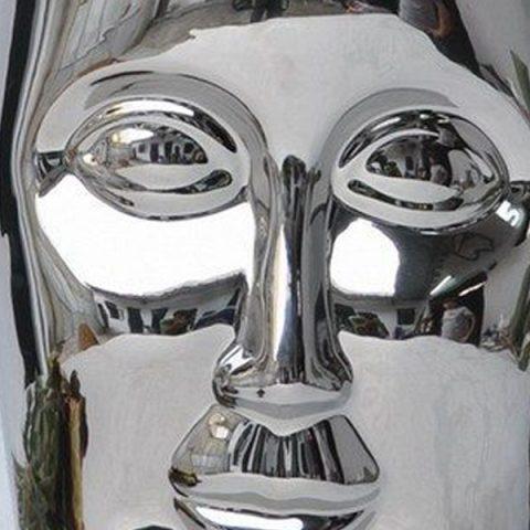 Human face silver solid color ceramic stool.Garden Stools Garden Stool Ceramic Garden Stool Modern Garden Stools Porcelain Garden Stool Outdoor Garden ... & RYIR112-E_Human face silver solid color ceramic stool u2013 ALL ... islam-shia.org