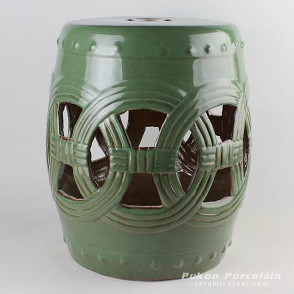 Chinese ceramic stools