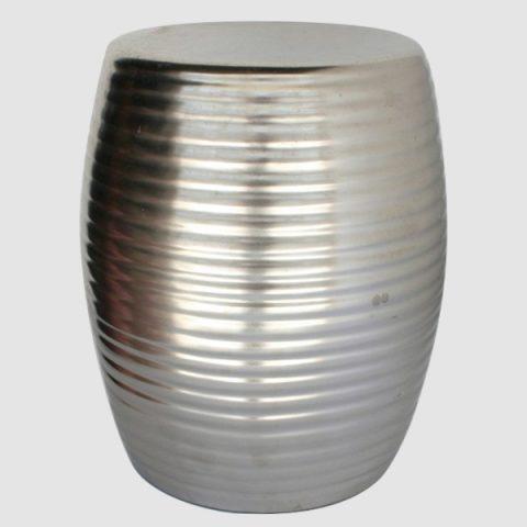 RYNQ149_Solid color Modern Ceramic Garden Stool