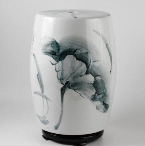 RYPQ01_Jingdezhen hand painted ceramic stools