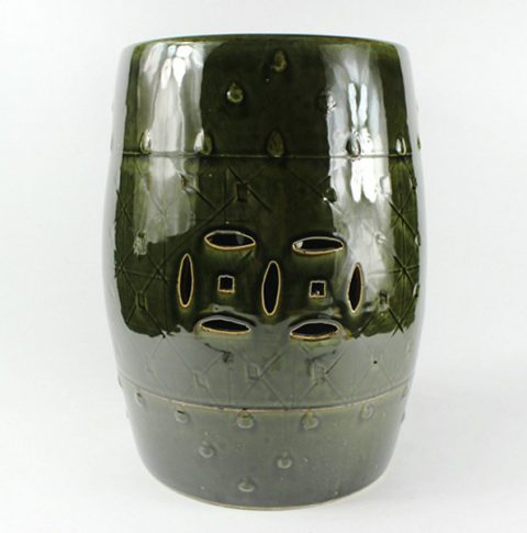 RZCS01_Ceramic Garden Stool