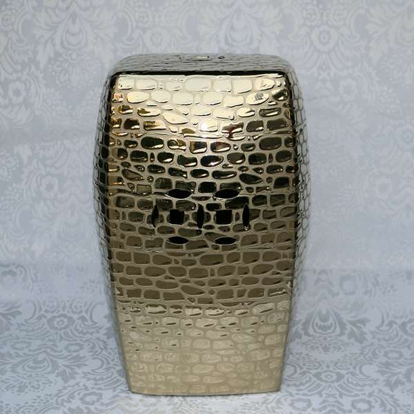 RYZS48_Ceramic garden stools bar design