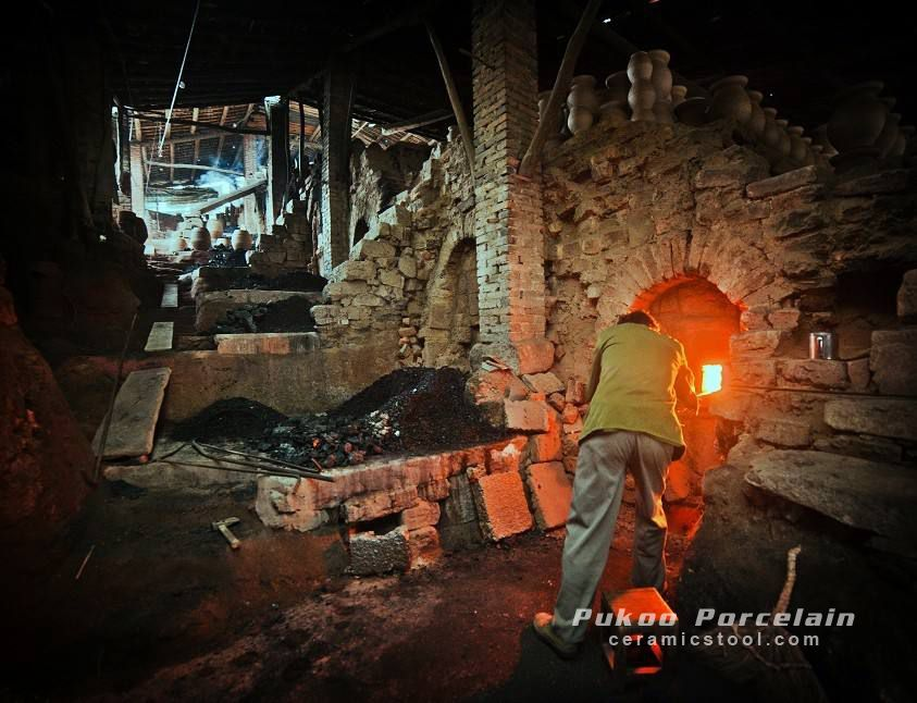 Kiln derives from the Latin word culina, meaning kitchen or cookstove.
