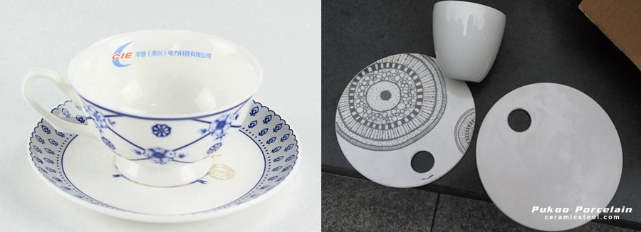 Customize Your Own Style Porcelain