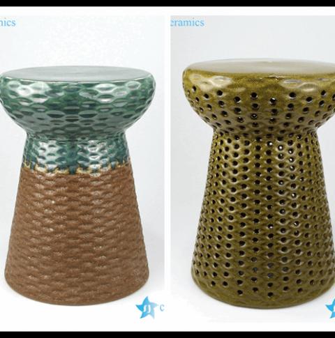 porcelain mushroom seat