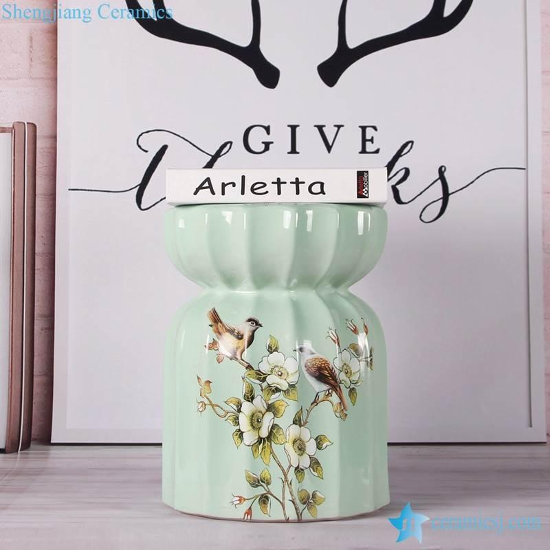 porcelain medium seat