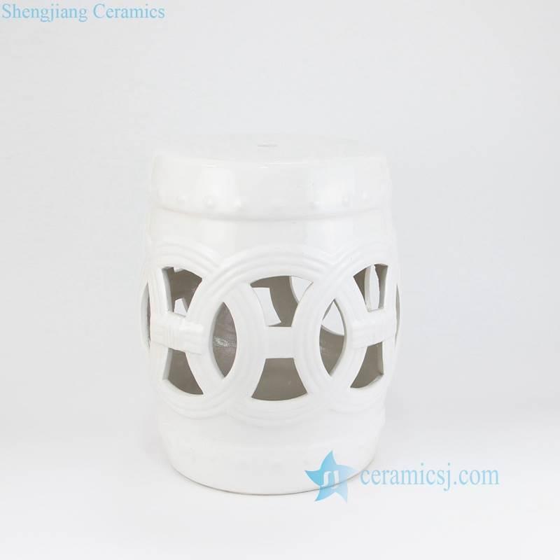 white porcelain  seat
