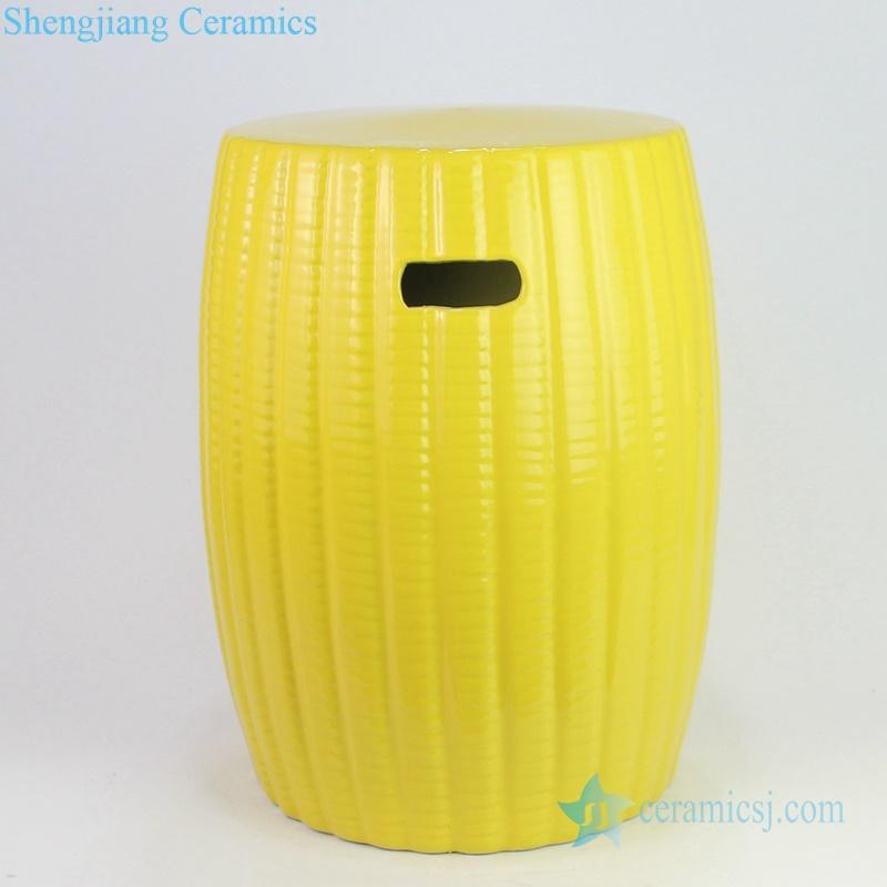 corn style porcelain stool