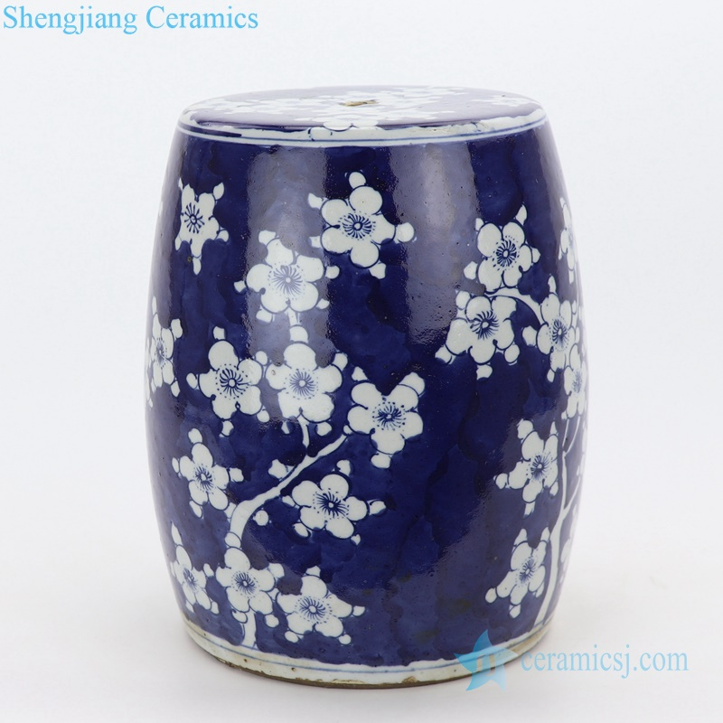 cherry blossom ceramic seat