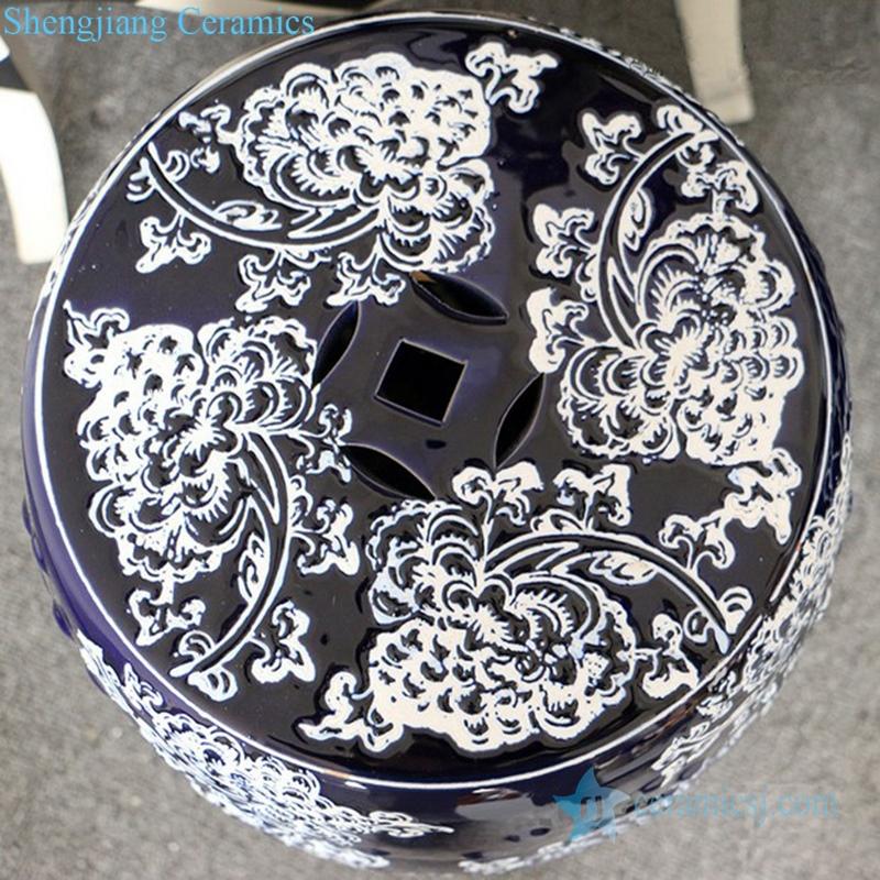 high skilled ceramic stool