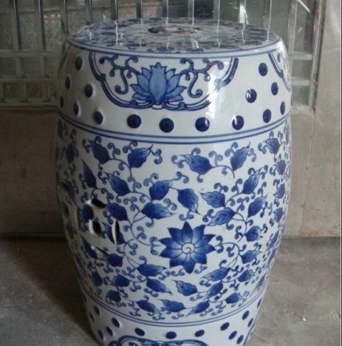 refractory ceramic stool
